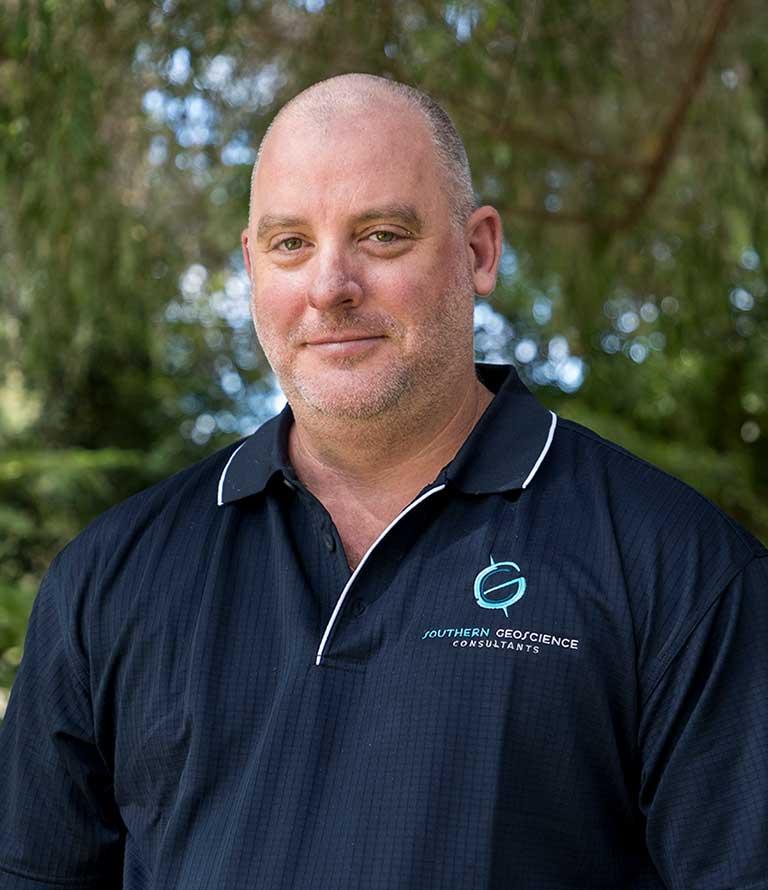 Greg Maude Director Principal Geophysicist